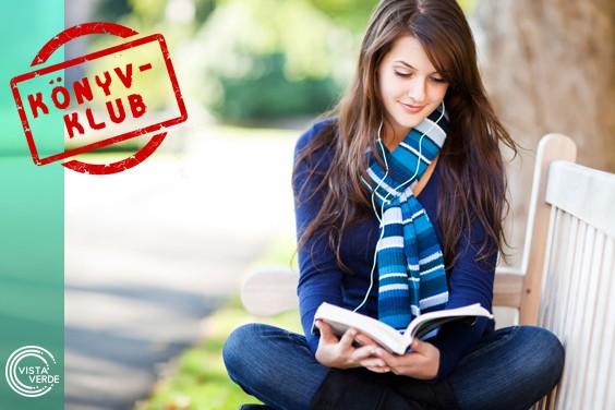Elindult a könyvklubunk! – Téged is várunk!